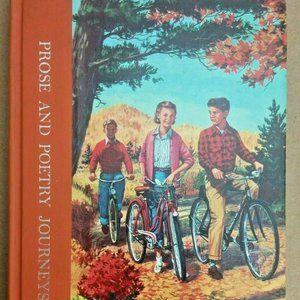 VTG 1957 Prose & Poetry Journeys 5th Ed Iverson an